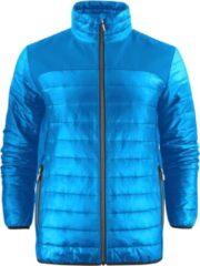 Printer quilted jacket Expedition man - 2261057 - Oceaanblauw - maat L