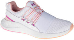Witte Hardloopschoenen Under Armour W Charged Breathe CLR SFT