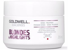 (16189383) Goldwell Dualsenses Blondes & Highlights 60 sec. Treatment 200ml