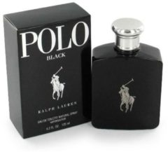 Zwarte Ralph Lauren Polo Black Eau de Toilette (EdT) 75 ml - schwarz