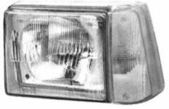 FIAT KOPLAMP RECHTS vanaf '86 H4 ORANJ.KNIPPERECHTS CARELLO