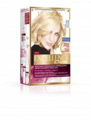 Naturelkleurige L'Oréal Paris L'Oréal Paris Excellence Crème 01 - Ultra Licht Natuurlijk Blond - Haarverf