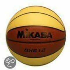 Gele Basketbal Mikasa Bx-612 - Maat 6