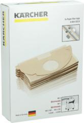 Kärcher Staubsauger-Beutel Papierfiltertüten 6.904-322.0 Kärcher bunt/multi