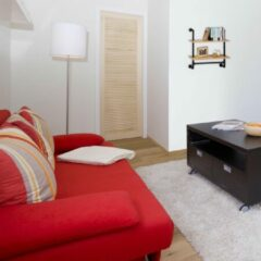 Naturelkleurige Relaxdays boekenplank industrieel 2 etages - keukenrek retro - wandrek - hangend rek hout