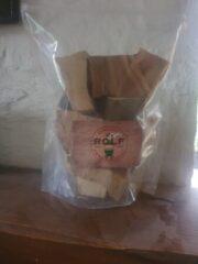 Rolfrookhout.nl Beuken rookhoutchunks 2 x 1 kg