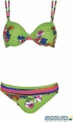 Sunflair Soft Neon Bikini Multicolour 38 D