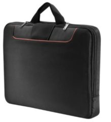 Laptoptas - t/m 18.4''- Zwart - Everki