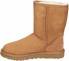 Bruine UGG Australia UGG Classic Short II Chestnut Boots enkellaarzen