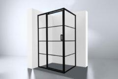 Best Design Best-Design Zeplin-1200 douchecabine met nisdeur