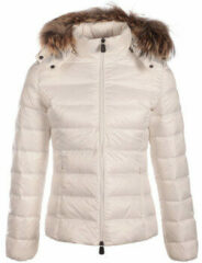 Witte Donsjas JOTT Luxe ml capuche grand froid