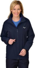 Damen Jacke/Windstopper Trigema navy