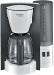 Witte Bosch Koffiezetapparaat ComfortLine TKA6A043, met glazen kan, zwart