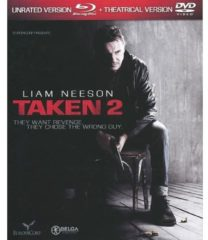 Kolmio Media Taken 2 | Blu-ray
