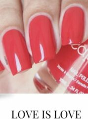 Rode Young Nails - Caption Caption nagellak 146 Love Is Love
