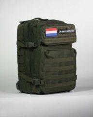 Always Prepared - Tactical Backpack - Sporttas - Schooltas - Rugzak - groen - 45L