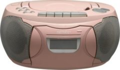 Denver Boombox TCP-39 Pink