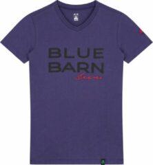 Paarse Blue Barn Jeans Slank Zomer 2020 Meisjes T-shirt Maat 128
