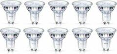 LT-Luce GU10 3.8Watt LED-lamp Warm glow 10 Stuks