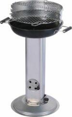 Vaggan Barbecue Op Pilaar Zwart