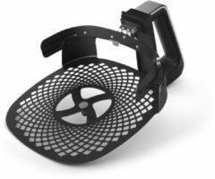 Zwarte Philips HD9953/00 Airfryer - Airfryer accessoire - Pizza-bakplaat accessoire-kit