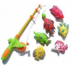 Elemental GOods Leuke educatieve vis set | Fishing set | 7-delig | Kunststof