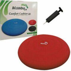Mambo Max Mambo Comfort Cushion 33 Rood