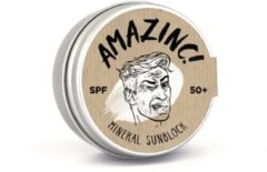 Amazinc! Surf Zinc Sunblock White | Reef Safe | Zero Waste