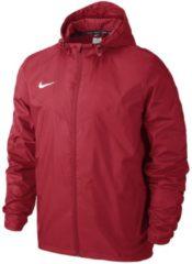 Regenjacke Team Sideline Rain Jacket 645480 Nike University Red/White