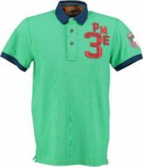 Pme legend groene polo - Maat M