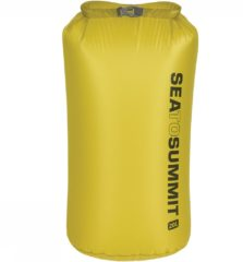 Sea to Summit - Ultra-Sil Nano Dry Sack - Pakzak maat 20 l, geel