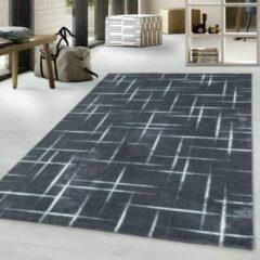 COSTA Impression Trend Design Laagpolig Vloerkleed Grijs- 140x200 CM