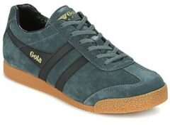 Groene Lage Sneakers Gola HARRIER