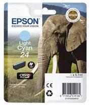 Epson Inktpatroon light cyaan Claria Photo HD T 242 T 2425