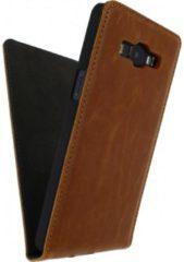Mobilize MOB-MFCBR-GALA5 mobiele telefoon behuizingen Flip case Bruin