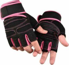 Topco Sporthandschoenen - Roze L