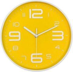 Gele SensaHome Wandklok - Stille Uurwerk - Diameter 25cm - TM20014 - 7