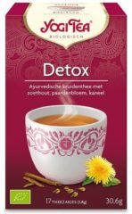 Yogi Tea Yogi Thee Detox
