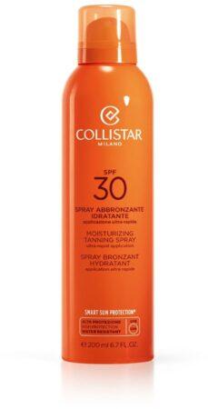 Afbeelding van Collistar Moisturizing Tanning Spray Zonnebrandcreme - SPF 10 - 200 ml