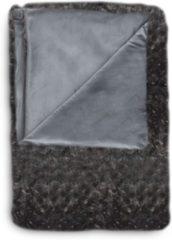 Zwarte Heckettlane Heckett & Lane - Sheba Plaid 150x220 Black