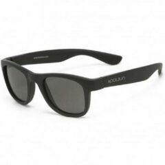 KOOLSUN - Wave - Kinder zonnebril - Matte Black - 3-10 jaar