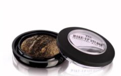 Goudkleurige Make-up Studio Eyeshadow Moondust Oogschaduw - Golden Sphere