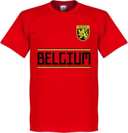 Afbeelding van Rode Retake België Team T-Shirt - XL