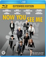 Entertainment One Now You See Me (Extended Edition)