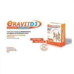 Depofarma treviso Eravit D3 Stimula Tonico Energizzante 15 Bustine