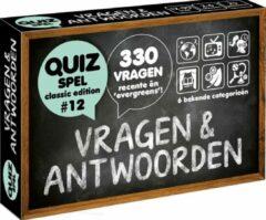Puzzles & Games Vragen & Antwoorden #12 - Trivia Quiz en Aanvulset