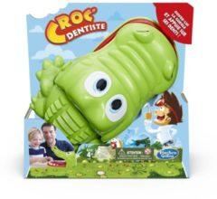 Hasbro kinderspel Krokodil Met Kiespijn junior groen