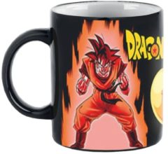 Hole in the Wall Gb Eye Warmtemok Dragonball Z Super Saiyan Zwart/oranje 300 Ml