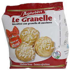 AGLUTÈN Aglutèn Le Granelle Biscotti 100 G
