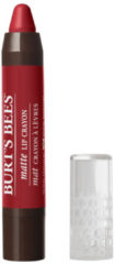 Rode Burt's Bees 100% Natural Matte Lip Crayon 3.11g (Various Shades) - Redwood Forest